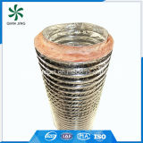 Non-Flammable Owens Corning Insulated Aluminum Flexible Duct for HVAC