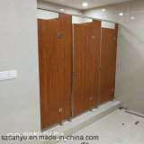 Wooden Colour Toilet Partition for Building Materials