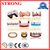 Zlp Series Construction Climbing Work Platform and Lifting Table