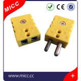 Micc Big Male Standard K Type Thermocouple Connectors