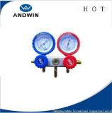Pressure Gauge Wja-2s-QC Manifold Gauge Set