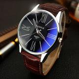 315 Waterproof Men Fashion Watch Blue Glass Design Cheap Price Wrist Watch