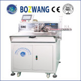 Double Ends Wire Cutting, Twisting and Tinning Machine