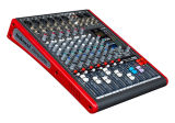 6 Channels 35 Watt Professional Audio Mixer Le6