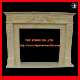 Marble Fireplace Frame Fireplace Sculpture