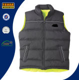 Reversible Yellow/Black Hi-Vis Bodywarmer