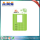 Identity PVC Card Portrait ID Card for Employee Attendance