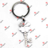 Lucky Clover Key Chain/Wholeale Lucky Key Rings in Fashion (KR15112522)