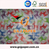 High Quality Printed Kraft Glass Wrapping Paper Wholesale