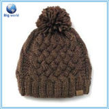Wholesale Winter Cheap Fashion Hat Cap with Custom Design Dm-011