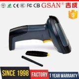 Wireless 1d Supermarket Laser Barcode Scanner