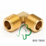 Brass Male Elbow Pipe Fitting/Connector
