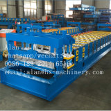 Steel Glazed Tile Roof Roll Forming Machine