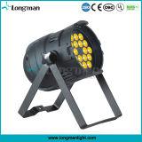 18*5W Acw CE RoHS LED PAR Stage Lighting (F Resun 300B)