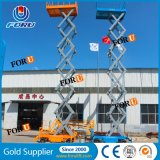 Hydraulic Electric Drive Trailer Type Manual Scissor Lift