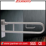 Stainless Steel 304 U-Shape Grab Bar for Disabled