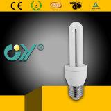 New Style 2u 7W 9W E27 Coating LED Lamp