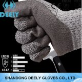 Anti Cut PU Palm Coated Working Gloves