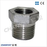 BS3799 Stainless Steel Screwed Bushing A182 (F304L, F316H, F317)