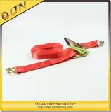 Competitive Price Ratchet Tie Down Belts/Ratchet Lashing Belts
