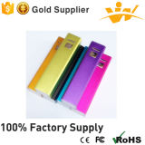 Multicolor Mini 2, 600mAh Portable Power Bank and Phone Charger