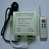 High Voltage 110V/220V RF RGB LED Strip Controller Wireless Dimmable