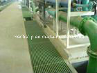 Corrosion and Impact Resistance FRP Molded Grating for Chemical Plant