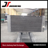China Aluminum Air Compressor Air Oil Cooler Core