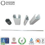 Aluminum/Aluminium Extrusion Profiles for Blind Curtain Used