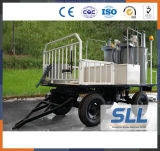 Trailer Type Hydraulic Double Cylinder Thermoplastic Paint Pre-Heater