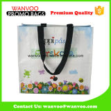 PP Laminated Nonwoven Tote Shopping Bag for Supermarket