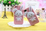 Customized Non Toxic Silicone Mobile Phone Case