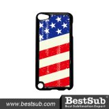 Bestsub Personalized Sublimation Cover for iPod Touch 5 Cover (ITK04)