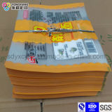 3-Side Sealing Fresh Noodle Plastic Packaging Laminated BOPP Bag