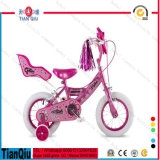 "2016 New Children Bicycle with Basket and Training Wheels for Boys and Girls Gifts 16"" Children Bicycle"