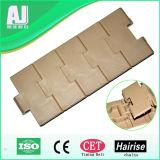 Single Hinge Width Limited Plastic Table Top Conveyor Chain