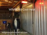 Animal/Pet Drying Infrared Heater Animal Comfort Heater Animal Grooming Heater