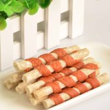 Chicken Wrap Munchy Stick Pet Products Factory