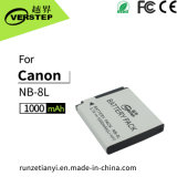New Decoding Digital Camera Battery for Canon Nb-8L Display Electricity Quantity