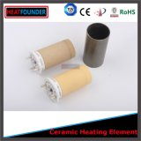 230V 3300W Round Ceramic Heating Element with Mica Tube