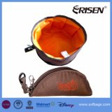 Portable Collapsible Food & Water Bowl for Pet