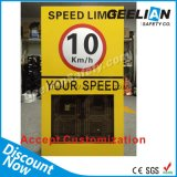 LED School Zone Sign Digital Flashing Speed Limit Signs
