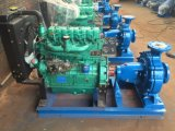 4 Inch 5HP High Pressure Diesel Engine Fire Water Pump