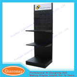 Wholesale Metal Floor Standing Pegboard Display Racks