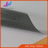 PVC Self Adhesive One Way Vision for Printing