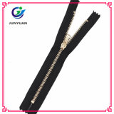 Stainless Steel Metal Zipper Close End