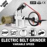 Variable Speed Belt Grinder Machine