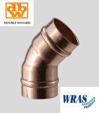 Copper Solder Ring Obtuse Elbow Ireland Market