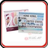 Customized Size Paper Company Anniversary Calendar