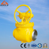 Cast Steel Top Entry Trunnion Mounted Ball Valve (SQ340F)